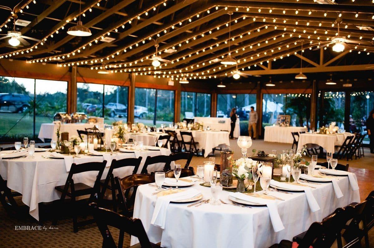 Vista Lago - indoor wedding reception venue at Mission Inn Resort