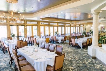 La Hacienda - indoor wedding reception venue at Mission Inn Resort