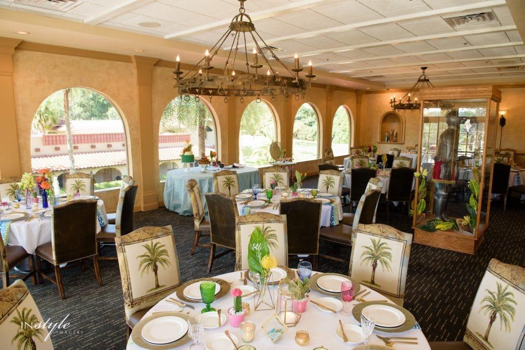 El Conquistador - intimate wedding brunch location