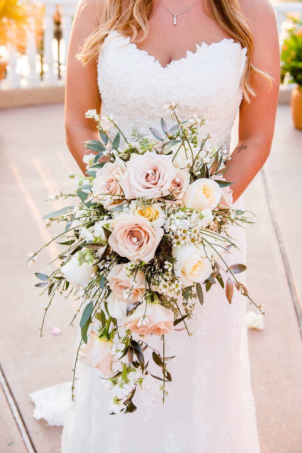 romantic chic bouquet