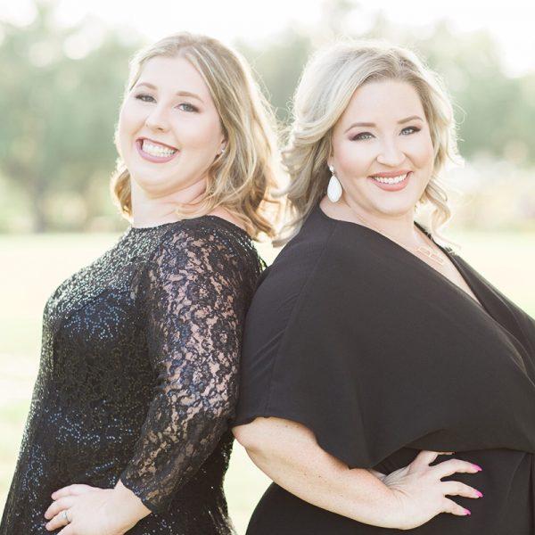The Mission Inn Wedding sales team - Jessica C and Bri