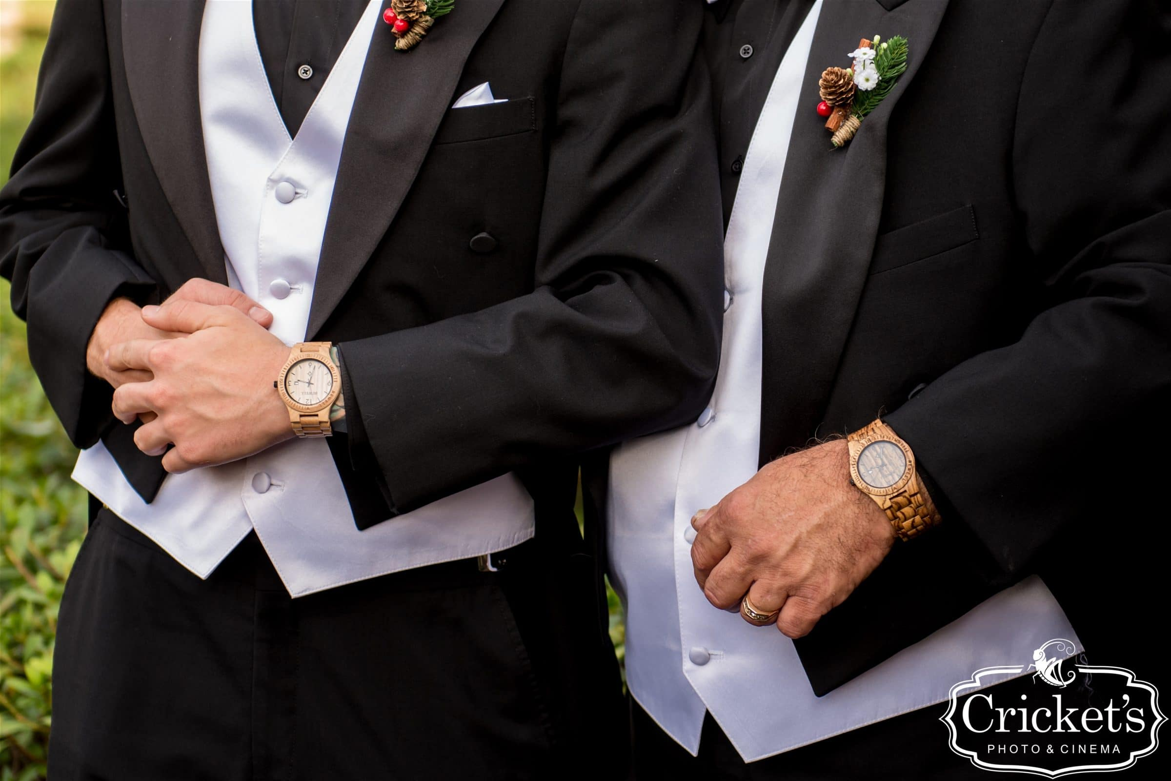 matching groomsmen watches