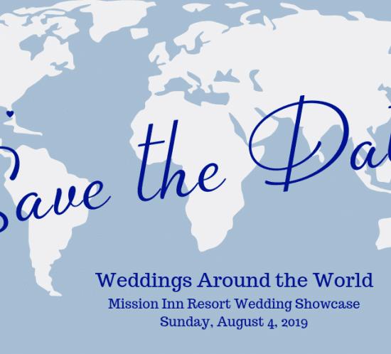 Orlando Wedding Show Weddings around the World Save the Date