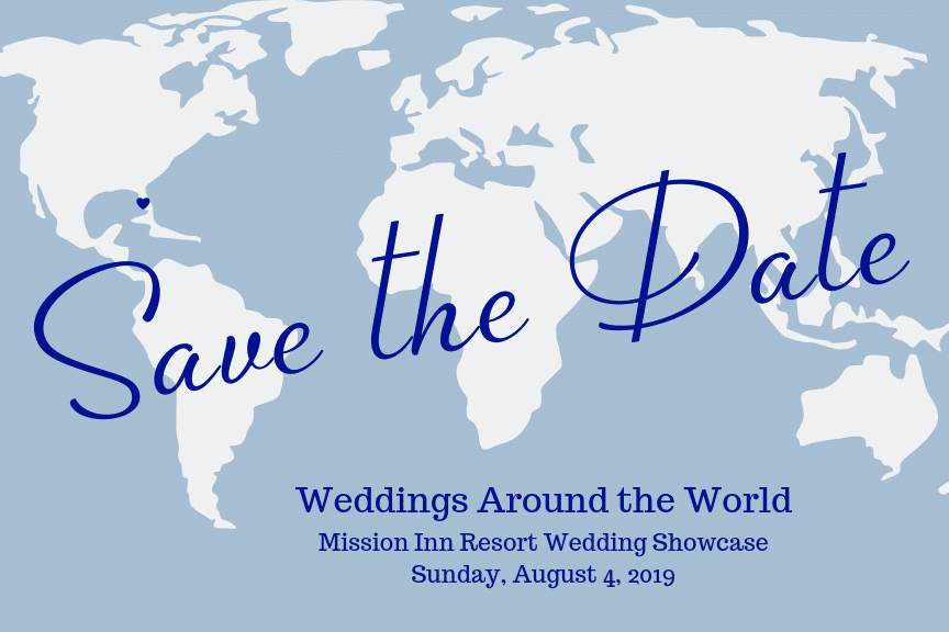 Orlando Wedding Show Weddings around the World Save the Date