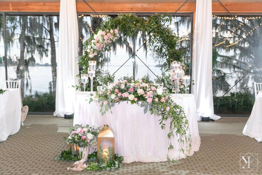 Sweetheart Table - Bracco - Big Day Celebrations - Vendor Question