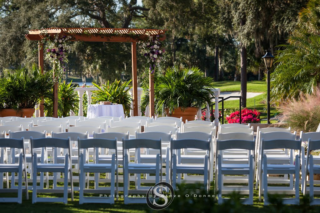 Mission Inn Resort Plaza de la Fontana Wedding Ceremony Space at Mission Inn Resort in Howey in the Hills FL