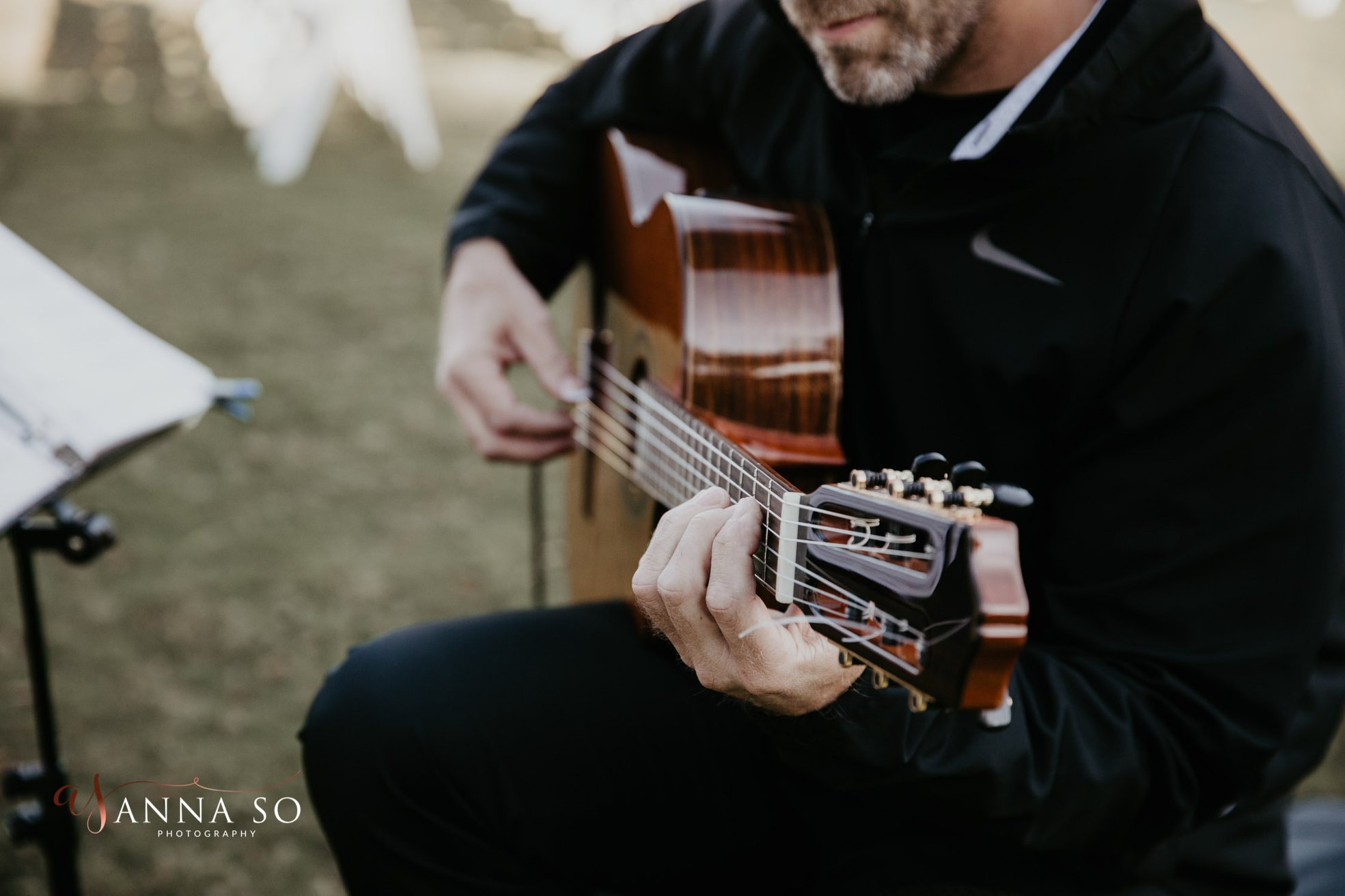 Live Ceremony Guitarist
