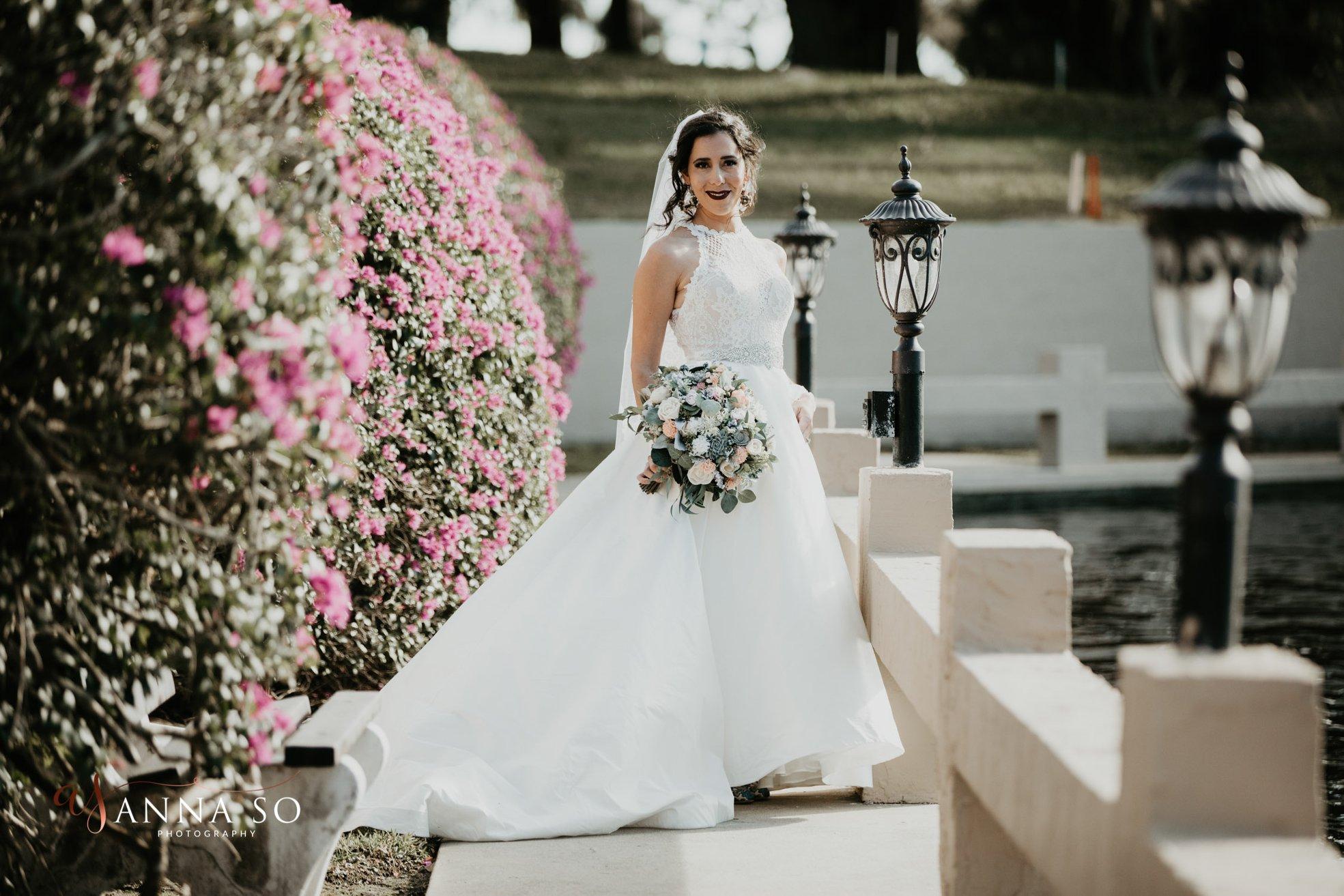 Gina's Bridal Portraits